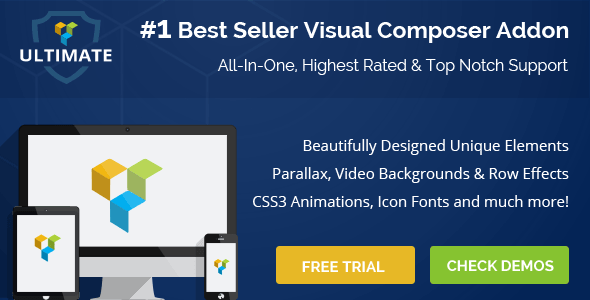 Ultimate Addons for Visual Composer v3.16.10