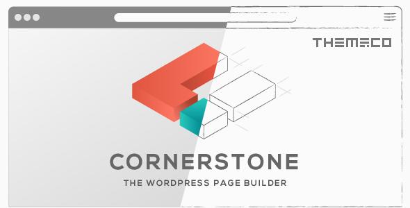 Cornerstone v2.1.4 - The WordPress Page Builder