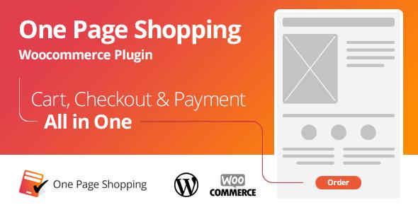 WooCommerce One Page Shopping v2.5.8