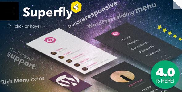 Superfly v4.5.9 - Responsive WordPress Menu Plugin