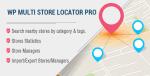 WP Multi Store Locator Pro v3.5.0