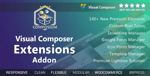 Visual Composer Extensions Addon v5.2.7