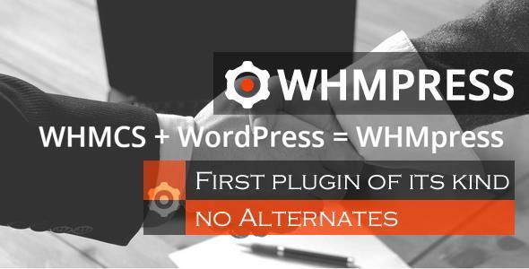 WHMpress v4.9.0 - WHMCS WordPress Integration Plugin