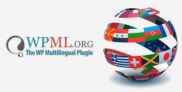 WPML v4.2.0 - Multilingual Plugin + Addons
