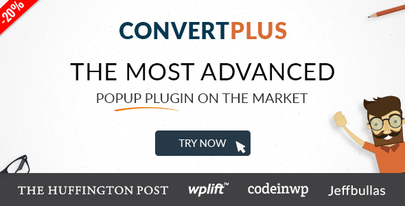 ConvertPlus v3.3.6 – Popup Plugin For WordPress
