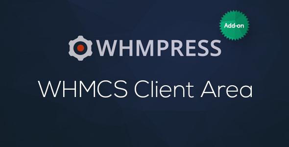 WHMCS Client Area v2.7.1 – WHMpress Addon