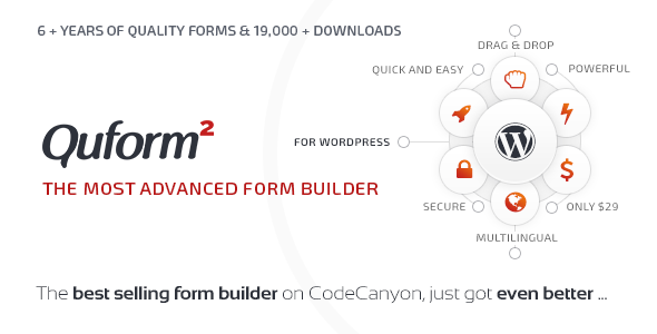 Quform v2.3.0 - WordPress Form Builder
