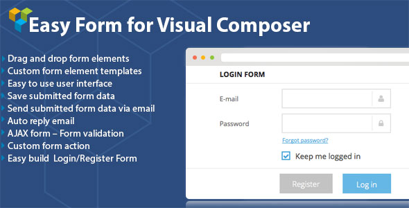 DHVC Form v2.1.1 - WordPress Form for Visual Composer