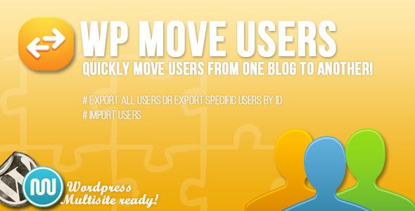 WP Move Users v1.4.0