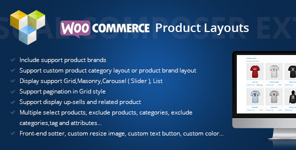 Woocommerce Products Layouts v2.2.34