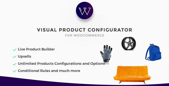 Woocommerce Visual Products Configurator v5.6.2