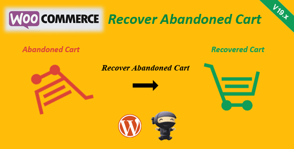 WooCommerce Recover Abandoned Cart v19.7