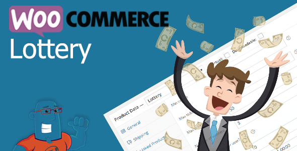 WooCommerce Lottery v2.0.3 - Prizes and Lotteries