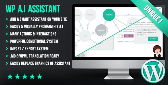 WP A.I Assistant v2.8