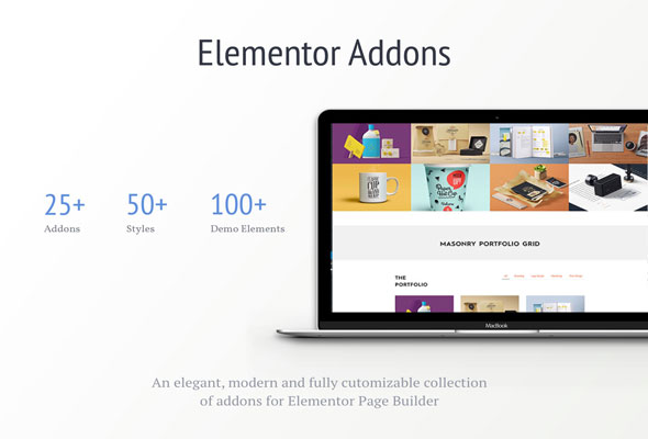 Livemesh – Addons for Elementor Pro v2.3.5