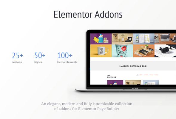Livemesh - Addons for Elementor Pro v2.7.3