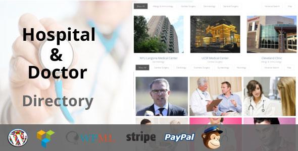 Hospital & Doctor Directory v1.2.3
