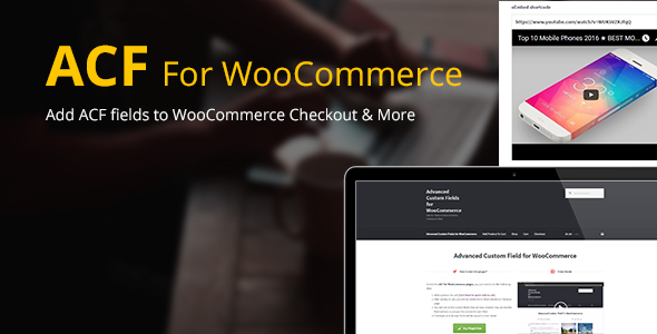 Advanced Custom Fields for WooCommerce v4.1