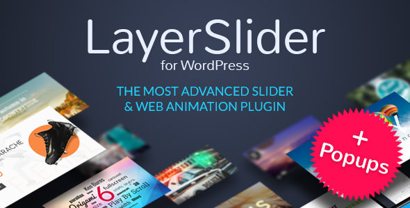 LayerSlider v6.8.1 - Responsive WordPress Slider Plugin