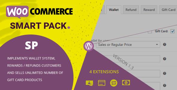 WooCommerce Smart Pack v1.3.10