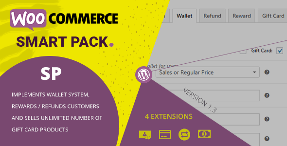 WooCommerce Smart Pack v1.3.9