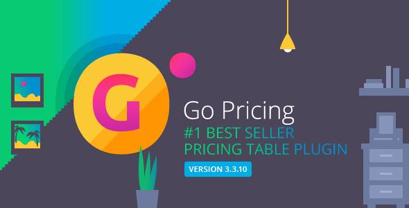 Go Pricing v3.3.10 - WordPress Responsive Pricing Tables