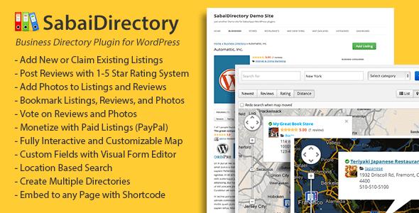 Sabai Directory for WordPress v1.4.6