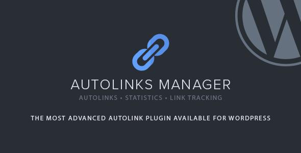 Autolinks Manager v1.10
