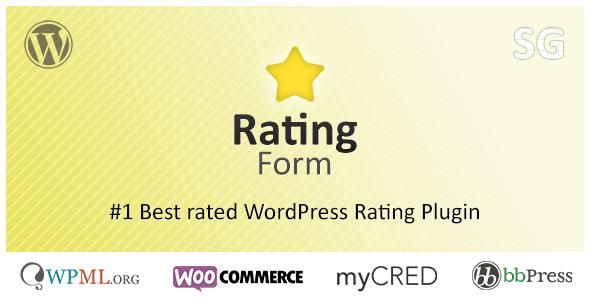 Rating Form v1.6.4