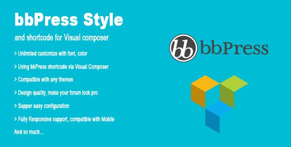 bbPress Style v1.1