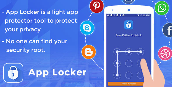 App locker – Protect data
