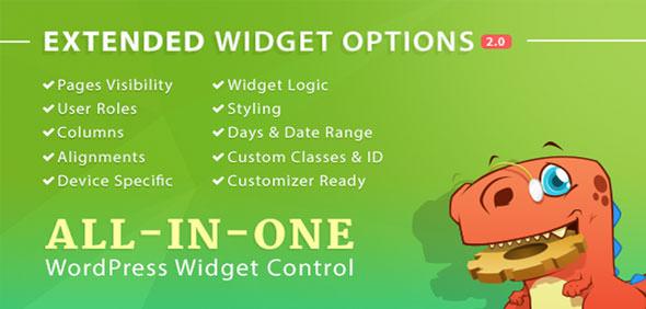 Extended Widget Options v4.6
