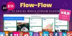 Flow-Flow v4.1.25 – WordPress Social Stream Plugin