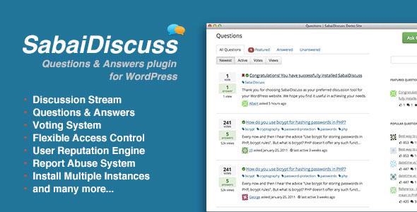 Sabai Discuss for WordPress v1.4.4