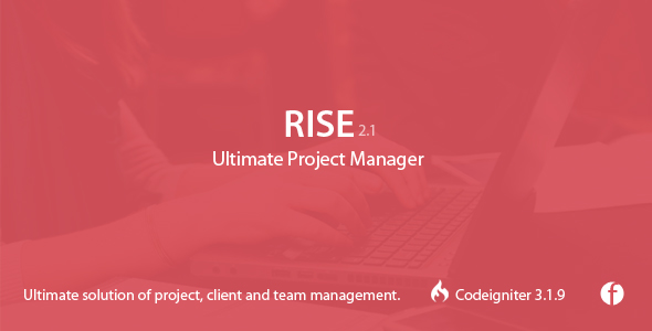 RISE v2.11 – Ultimate Project Manager – nulled