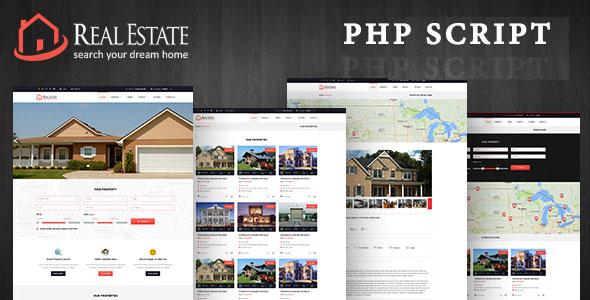 Real Estate Custom Script v1.0