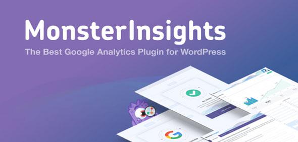 MonsterInsights Pro v7.0.18 – Google Analytics Plugin