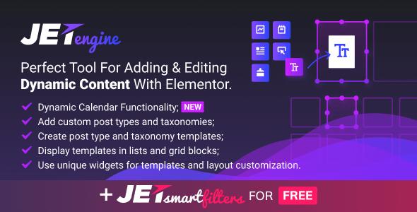 JetEngine v1.2.1 – Adding & Editing Dynamic Content