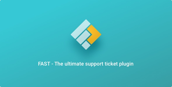 FAST v1.15.3 - WordPress Support Ticket Plugin