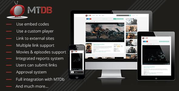 MTDb - Streaming Plugin v1.7.1