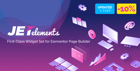 JetElements v1.14.0 – Addon for Elementor Page Builder