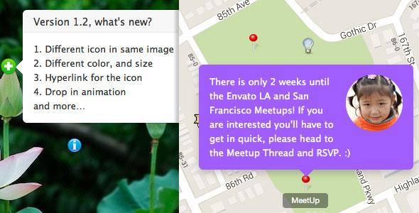 Image Map HotSpot WordPress Plugin v1.3