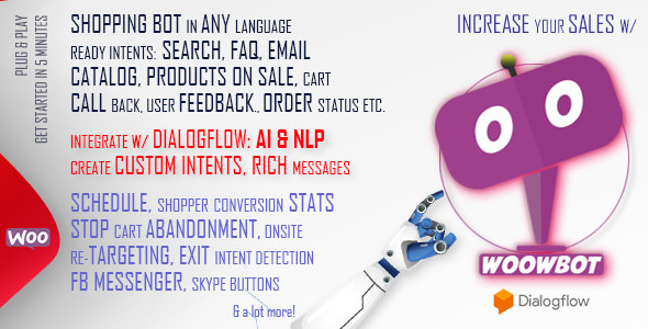 WoowBot v9.1.0 – Chat Bot for WooCommerce