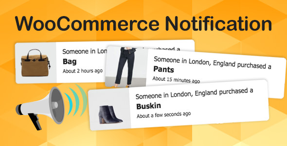 WooCommerce Notification v1.3.9.3 - Boost Your Sales