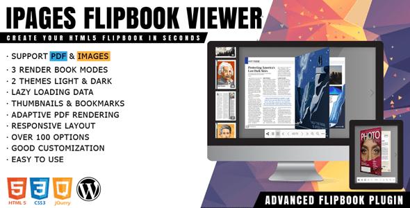iPages Flipbook For WordPress v1.2.1