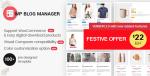WP Blog Manager v2.0.2 – Plugin to Manage Design Blog