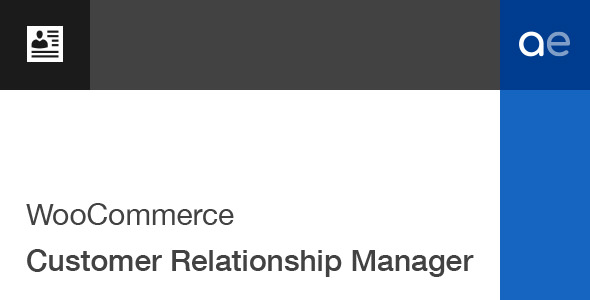 WooCommerce Customer Relationship Manager v3.5.14