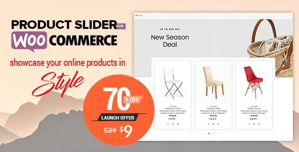 Product Slider For WooCommerce v1.0.2