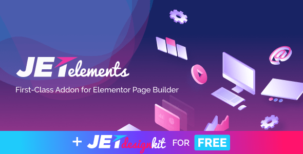 JetElements v1.15.5 – Addon for Elementor Page Builder