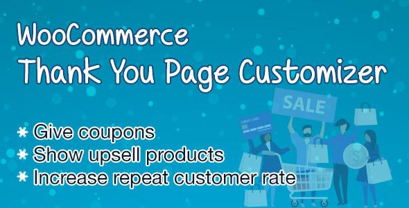 WooCommerce Thank You Page Customizer v1.0.3